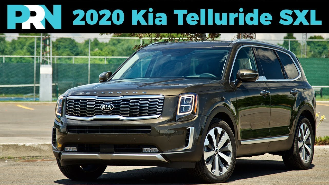 2019 Suv Of The Year 2020 Kia Telluride Sx Limited Review Youtube