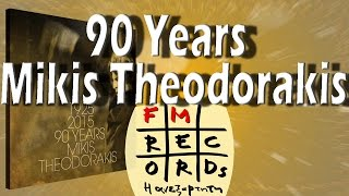 90 Years Mikis Theodorakis