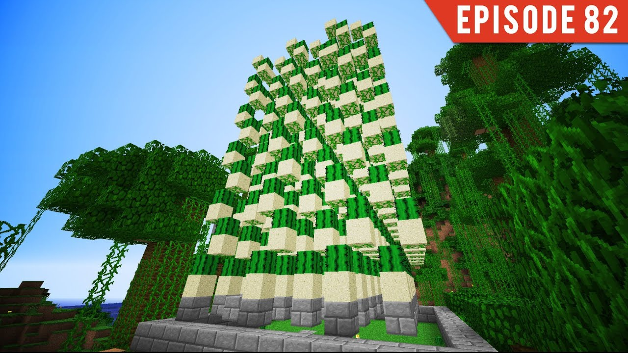 How To Build An Automatic Cactus Farm In Minecraft