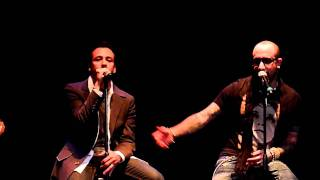 Backstreet Boys - All I Have to Give - Acoustic Event - Miami, FL 12/8/10