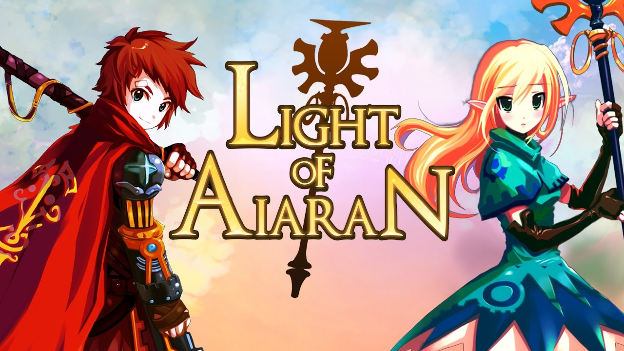 Mobile MMORPG Light of Aiaran game trailer