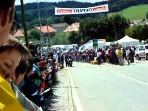 course de côte châtel saint denis Jean-luc Grand