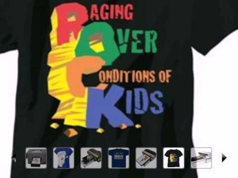 Quality T Shirt Printing Machine on Sale