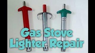 Gas stove  Lighter Repair