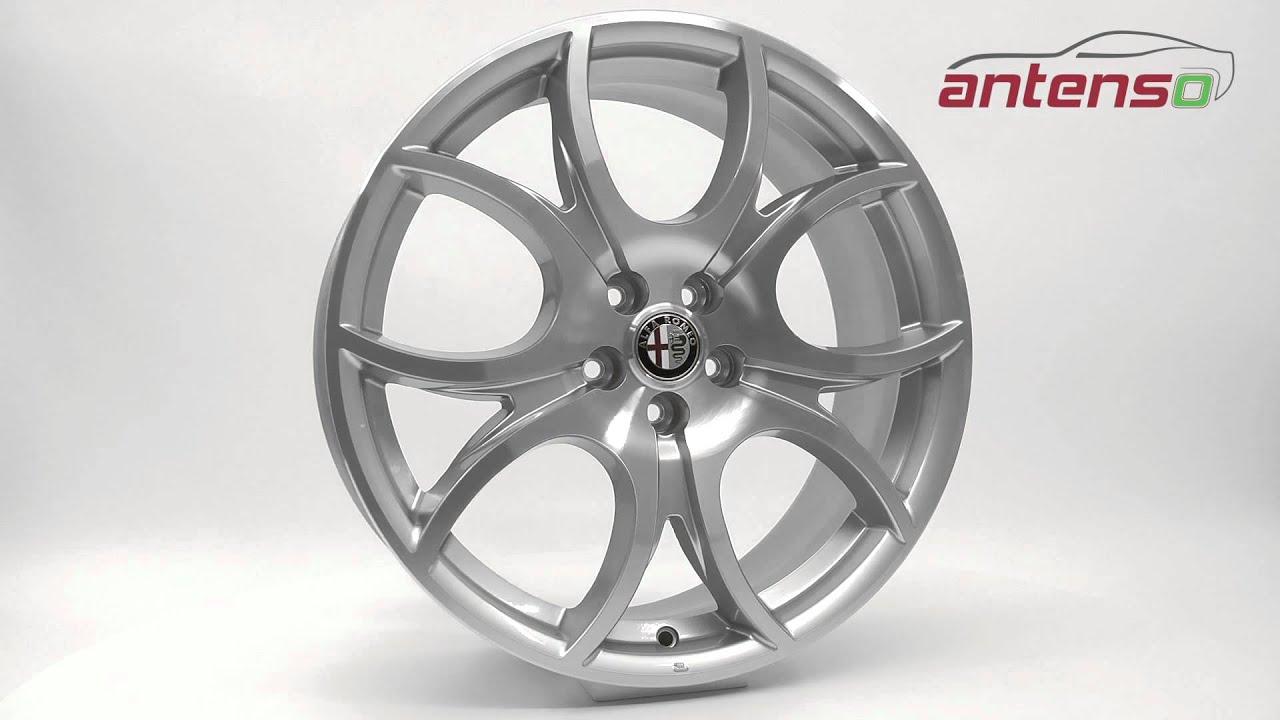 Antenso De Alfa Romeo 147 Gt Ducati Corse Alufelgen Youtube