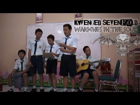 Warmness On The Soul - A7X :: AKB 29 (Cover Indonesian Version)