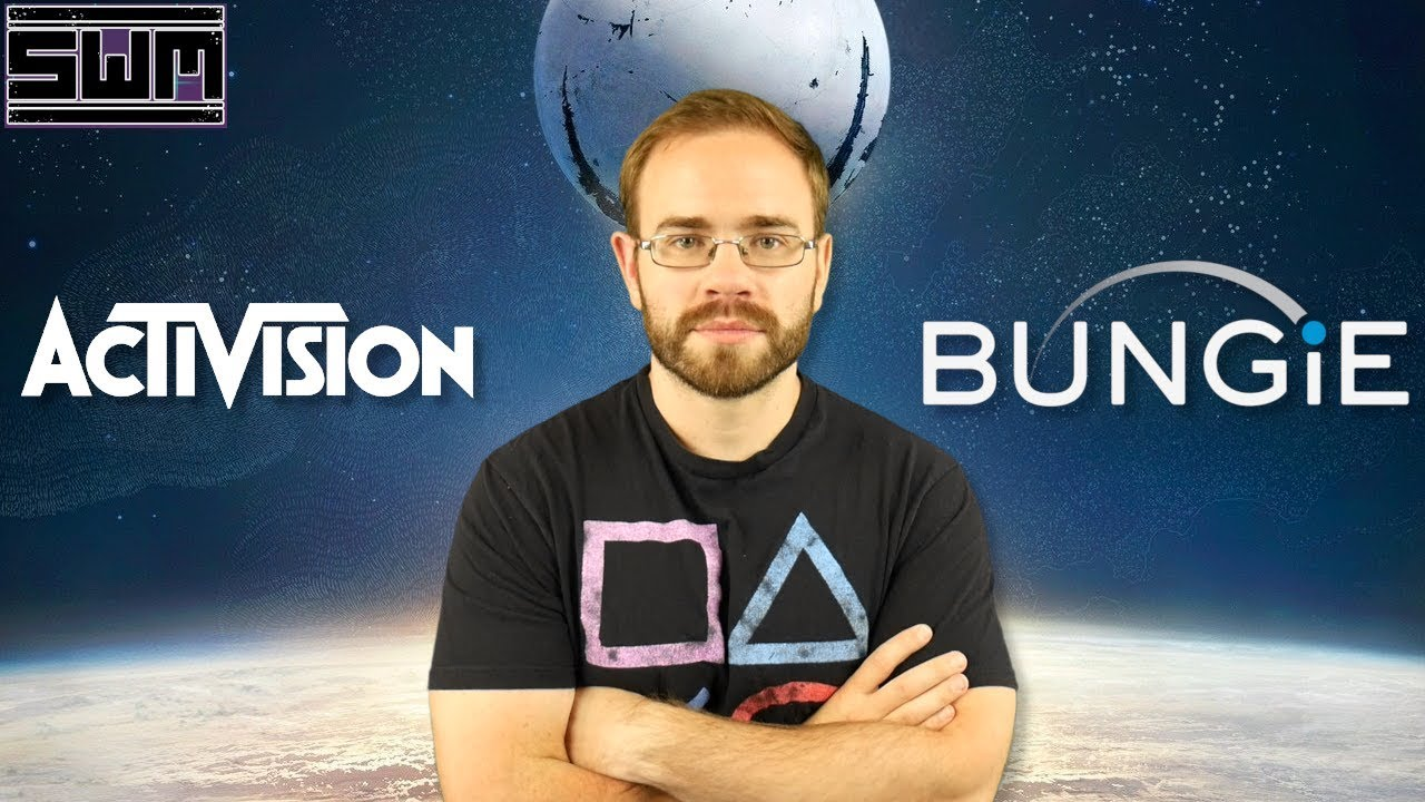Bungie And Activision Just Broke Up...And I Could Not Be Happier