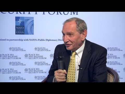 Mr. George Friedman At The Black Sea And Balkans Security Forum 2019