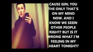 Kalin and Myles - More Than Friends Lyrics