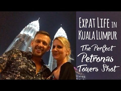 How to Take Perfect Petronas Towers Photo | Expat Life Kuala Lumpur