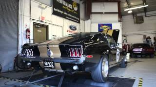 Performance Autosport - 1968 Mustang Dyno Tuning
