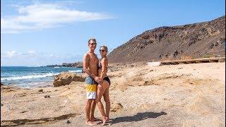 Leben auf Gran Canaria • Maspalomas Dünen Sonnenaufgang • Weltreise | VLOG #394