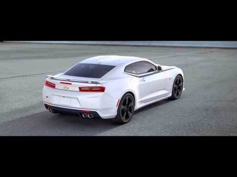 2016 chevrolet camaro mosaic coupe summit white - Camaro 2016 Ss White