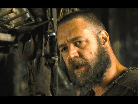 Noah Official Trailer (HD) Russell Crowe, Emma Watson