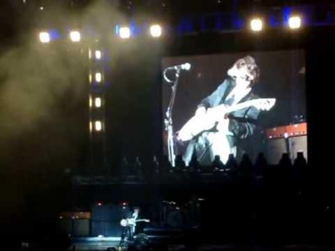 Joe Perry Guitar Solo - Aerosmith - Toronto, August 17, 2010