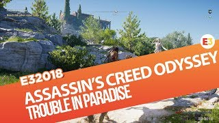 Assassin's Creed Odyssey: Trouble in Paradise (Gameplay E3 2018)