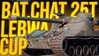 Турнир Чака [LeBwa CUP#16] - Познаю дзен игры на Bat.Chat 25t