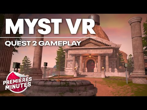 Myst VR - Gameplay Oculus Quest | Quest 2