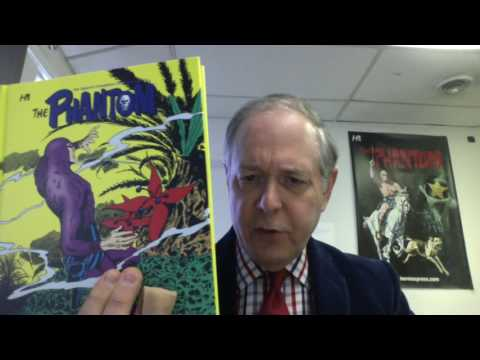 The Phantom Jim Aparo and Avon promo