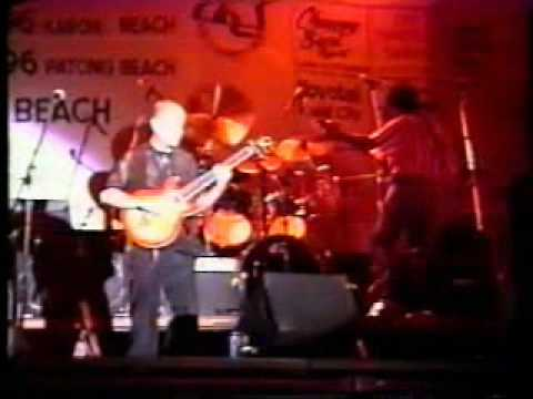 Heavy Weather Live Thailand Jazz Blues Festival 1