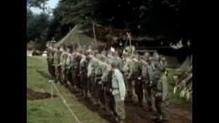 Barwy wojny odcinek 1 Rzuceni na front Lektor PL Dokument cały film