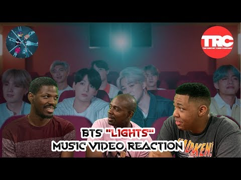 "bts-""lights""-music-video-reaction"