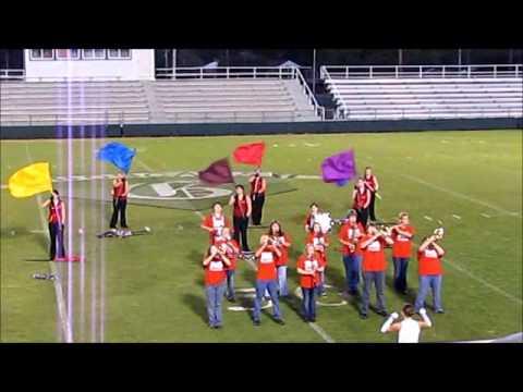 Jo Byrns High School Marching Band