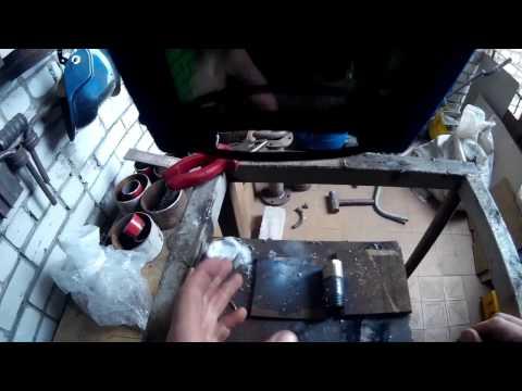 Как сварить сталь с цветным металлом