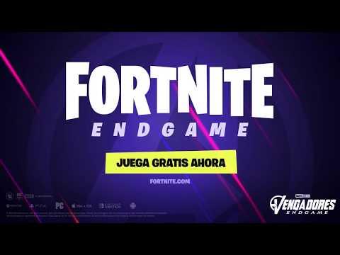 Fortnite Endgame Cómo Conseguir Las Gemas Del Infinito