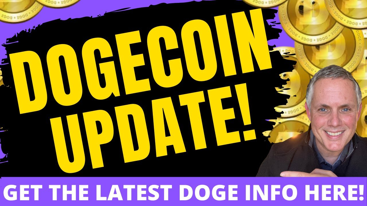 DOGECOIN LATEST AND GREATEST UPDATE!  LEARN WHAT IS HAPPENING RIGHT NOW WITH DOGECOIN!