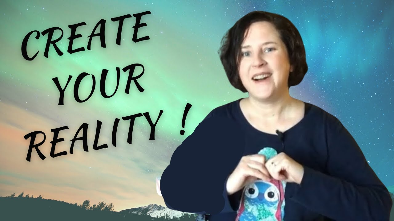 How To Create Your Reality - channeled message #5thdimension #createyourreality #3rddimension