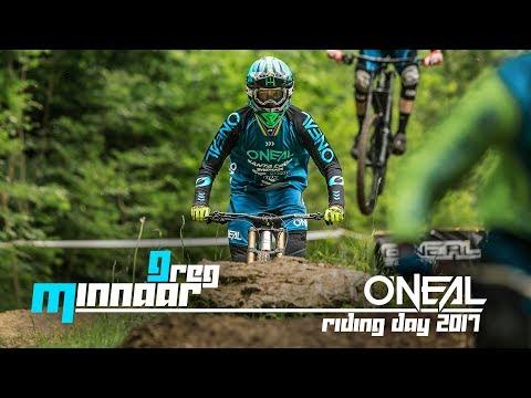 O'Neal Riding Day with Greg Minnaar @ Bikepark Albstadt 2017