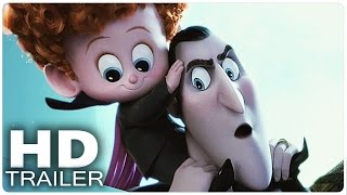 HOTEL TRANSSILVANIEN 2 Trailer + Clips German Deutsch | Film 2015
