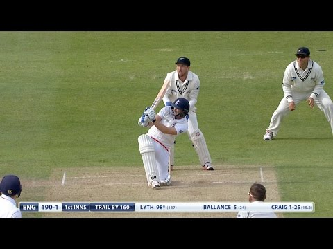 Cook passes Gooch and Lyth makes maiden hundred - Day 2 Headingley