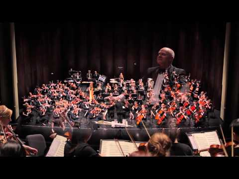 Tchaikovsky - Suite From Swan Lake, Op. 20: Finale - UNC Symphony Orchestra