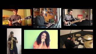 Halleluja - #andràtuttobene  (SoundBand) Live da casa!