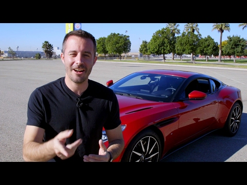Acceleration Testing The 2017 Aston Martin DB11 (w/ Chris Walton) – Daily Fix