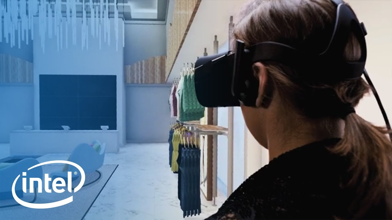 Simulation Nation: Industries Turn to VR | Intel