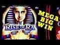 Super Rise Of Ra Slot Machine - HUGE WIN | Max Bet Slot Massive Win✪ Live Slot