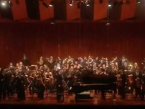 Aldo Lopez Gavilan, Claudio Abbado, Simon Bolivar, Prokofiev piano concerto No1