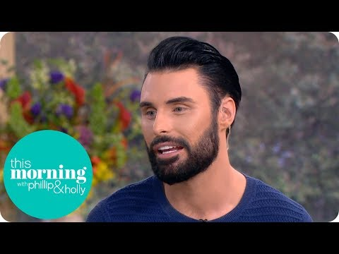 Rylan Sets the Record Straight About His Supposed Feud with Chris Hughes   This Morning