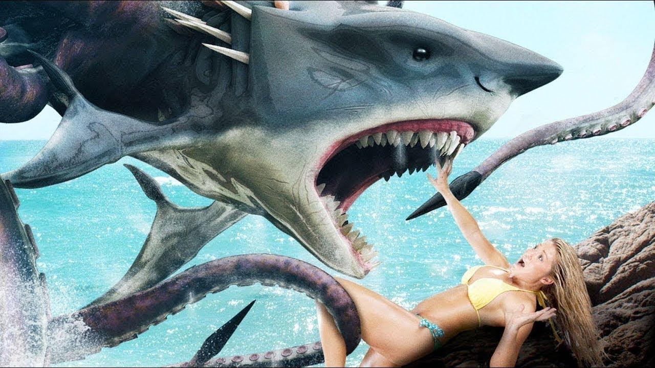 Ver Película de terror tiburón , película completa en Español