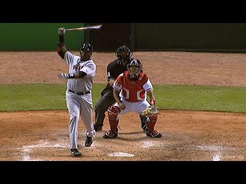2004 ASG: David Ortiz blasts tape measure home run