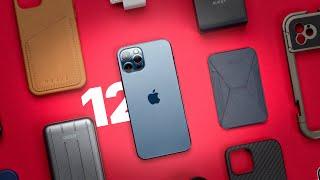 Топ-10 аксессуаров для iPhone 12 Pro!