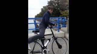 Electric Bike (Eco Wheels) NY
