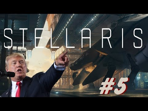 Closed Boarders! Stellaris Apocalypse #5 |