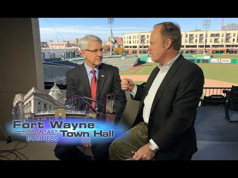 Fort Wayne Town Hall: Northeast Indiana Regional Partnership