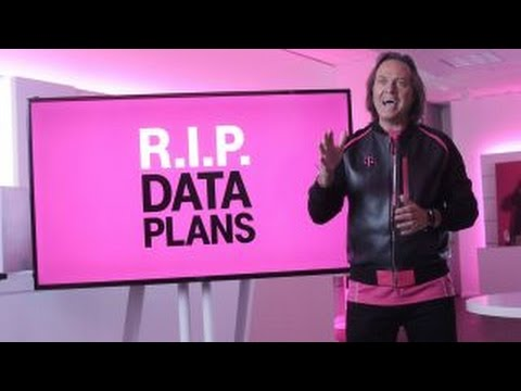 T-Mobile CEO on new unlimited data plan
