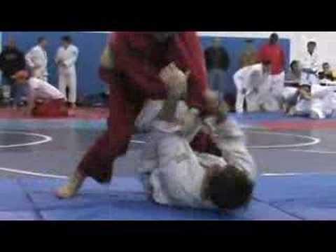 Justin Bailey vs Luke Summerfield - Jiu Jitsu