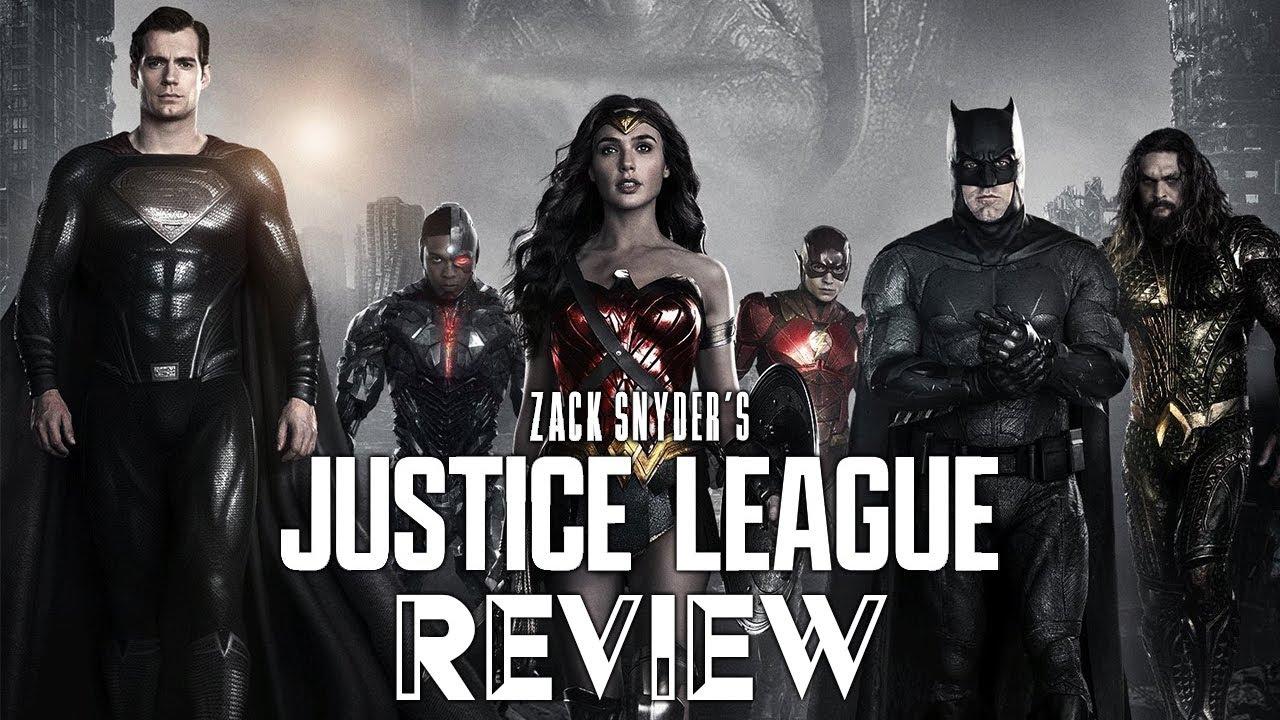 ZACK SNYDER'S JUSTICE LEAGUE - SNYDER CUT - / Kritik - Review